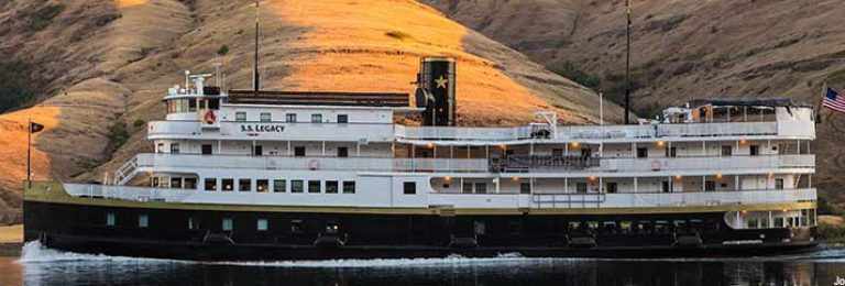 SS Legacy Snake River Cruise