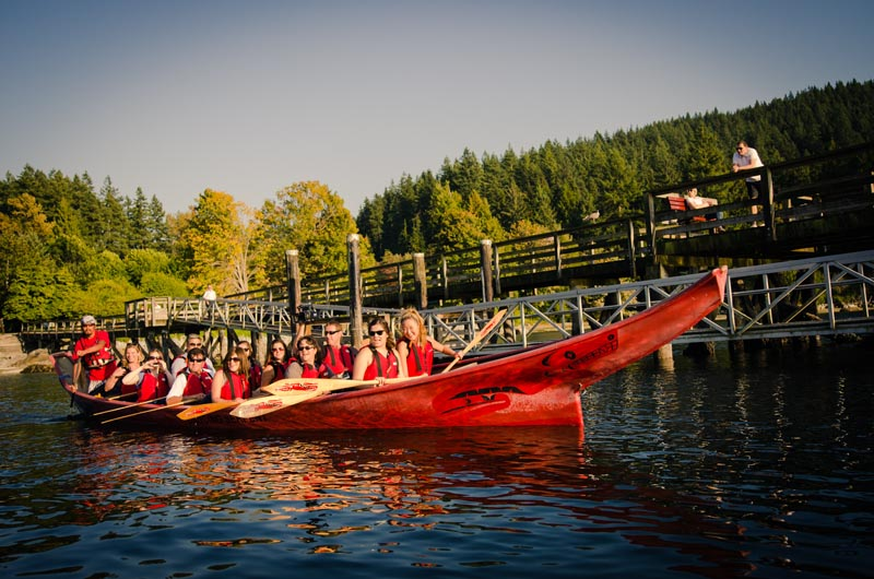 Takaya Canoe Tours BC