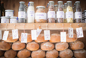 Local food, drink, bakeries, butcheries and breweries on a walking tour of Prague