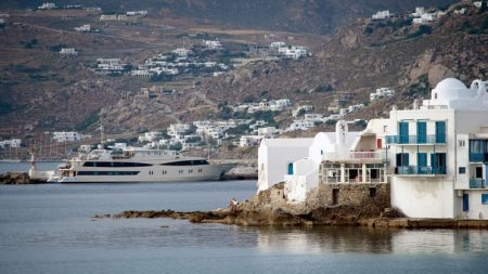Greek Islands Yacht Cruise