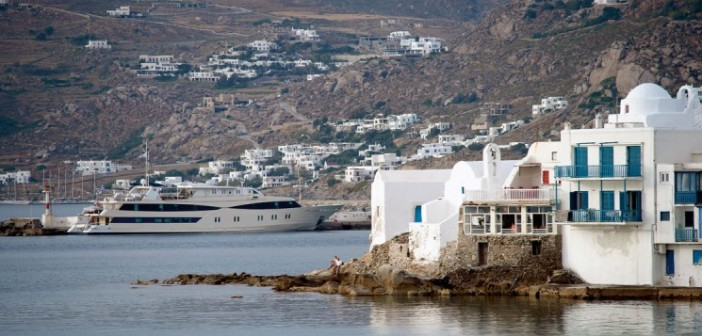 Greek Islands Yacht Cruise