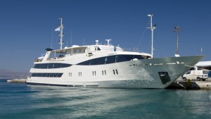 Greek Islands Yacht Cruise on the Harmony V Yacht