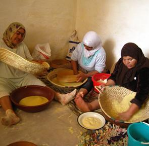 Traditional Moroccan Cuisine