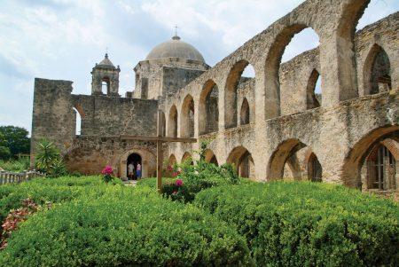 Mission San Jose San Antonio