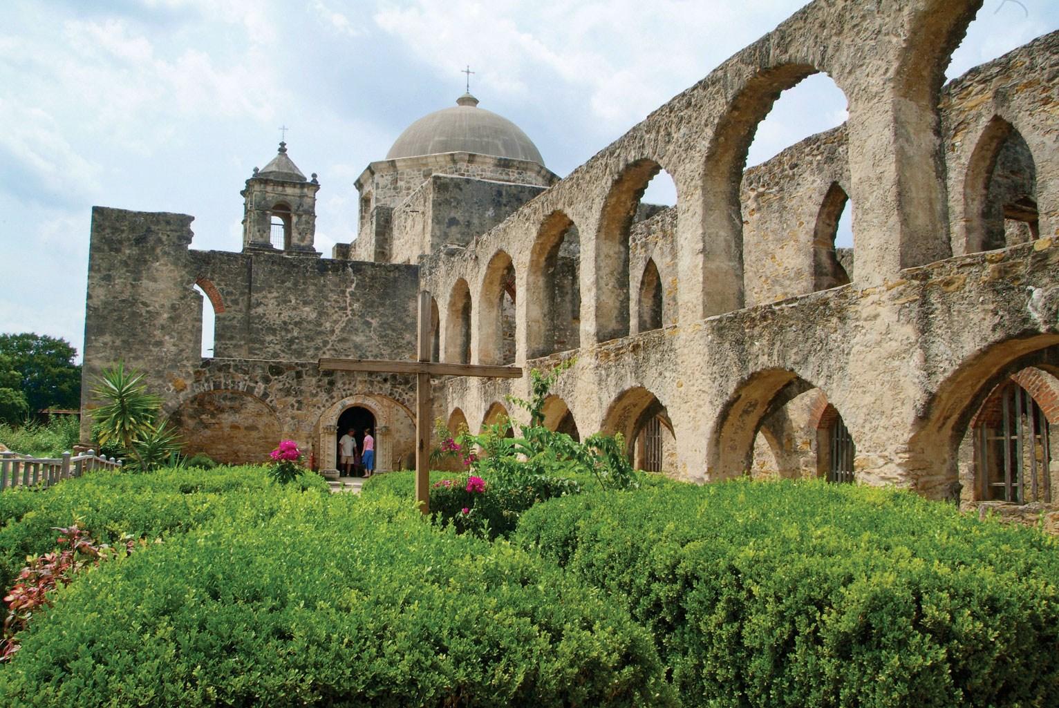 San Antonio Texas Mission Tours