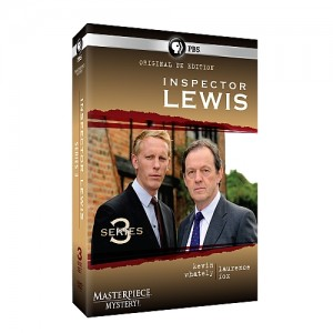 Inspector Lewis Masterpiece Mystery