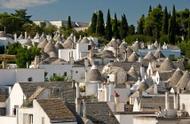UNESCO World Heritage site of Alberobello