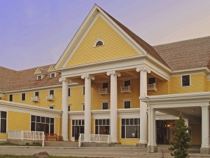 Newly renovated Lake Yellowstone Hotel