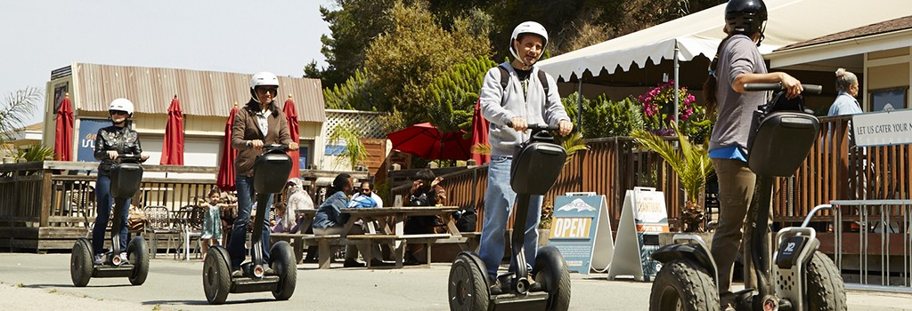 Segway Tour of Angel Island