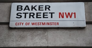 Baker Street in London