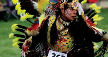 Pow Wow at the Plains Indian Museum