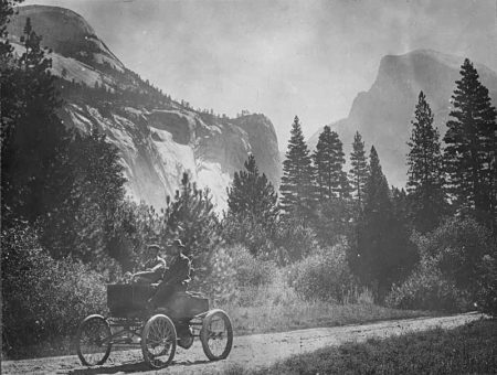 Yosemite History and Tours