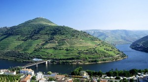The Douro River in Portugal