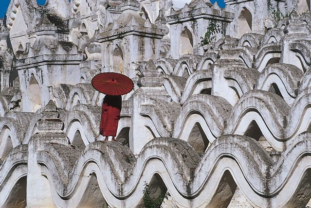 Discovering Burma on Richard Bangs' Mountain Travel Sobek tour