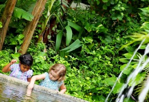 Kids at Hacienda Petac