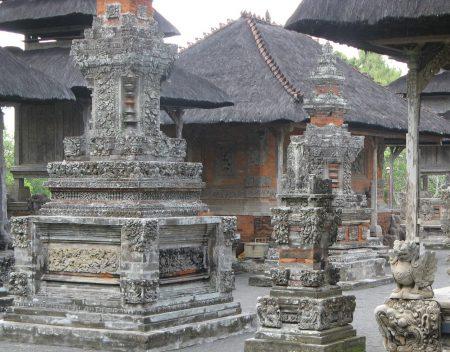 15th century royal temples at Taman Ayun