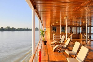 Pandaw cruise Myanmar