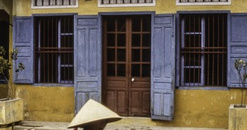Ancient port town of Hoi An in Vietnam