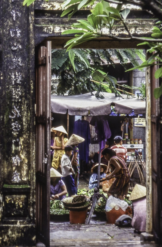 Alleyway in Vietnam