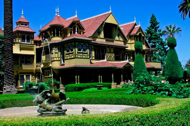 Winchester Mystery House San Jose