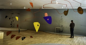 Calder at SFMOMA
