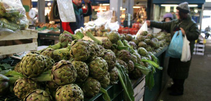 Rome's Trionfale Market