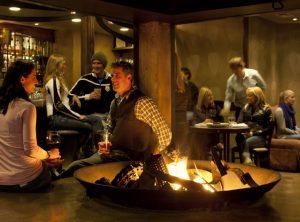 Bar at Plumpjack Tahoe