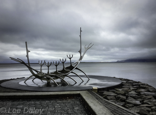 Solar Sun Voyager Iceland