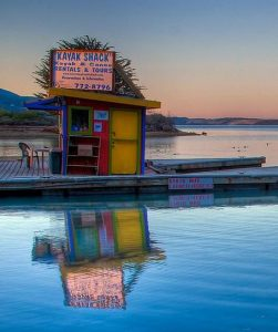 Kayak Shack Morro Bay