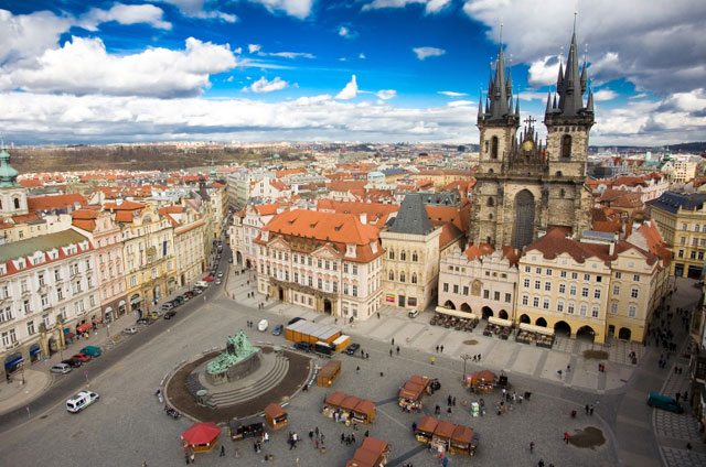 """Berlin to Prague"" guided cycling tour"