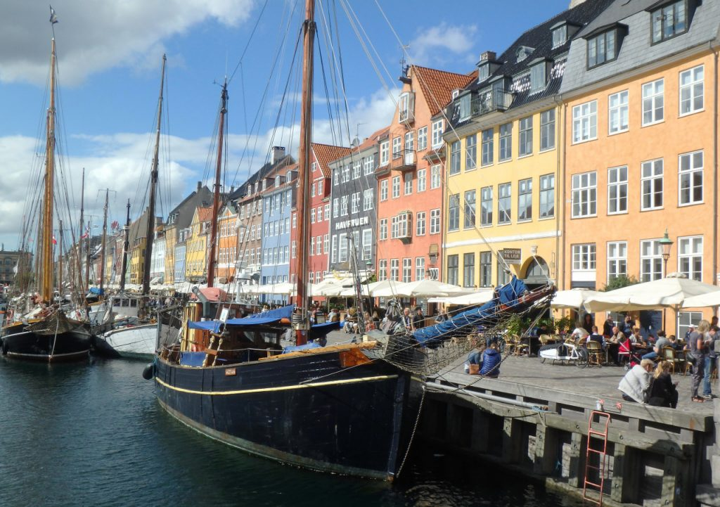 Copenhagen on an Oceania Cruises voyage