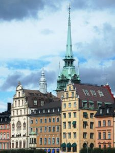 "Stockholm is Scandinavia's ""Venice of the North"""
