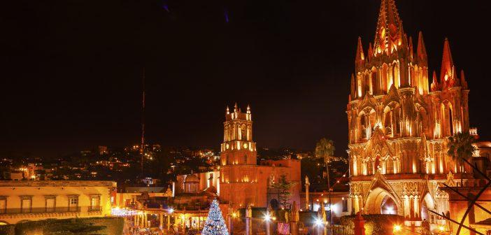 Christmas in San Miguel de Allende
