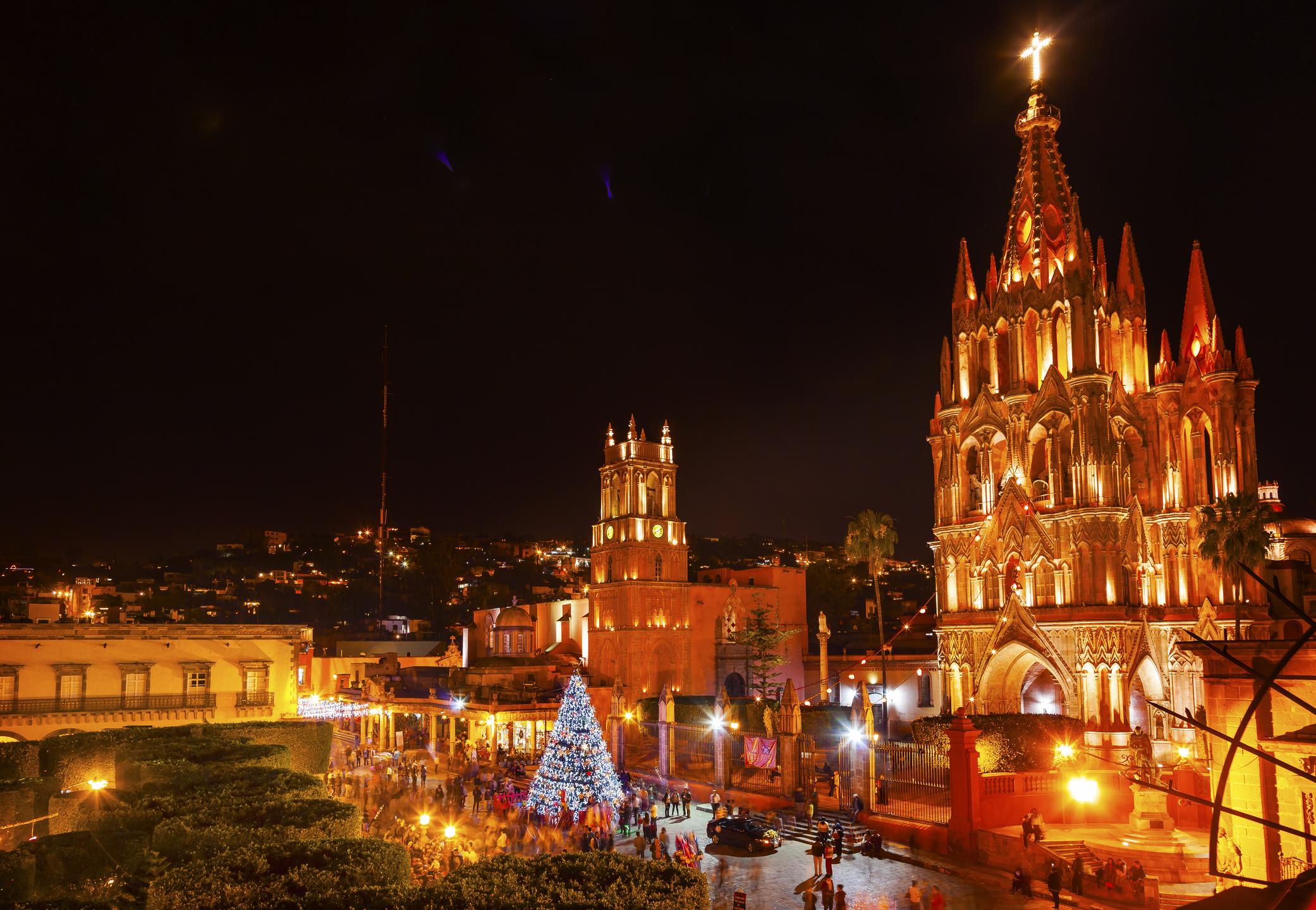 San Miguel De Allende Christmas 2020 Christmas in San Miguel de Allende   Deep Culture Travel