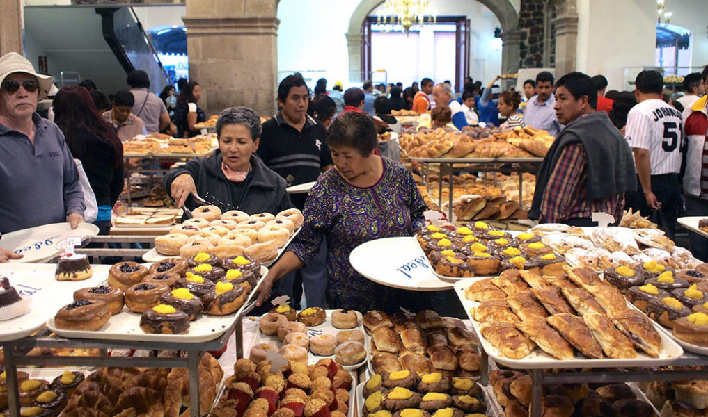 Culinary Backstreets Tour of Mexico City Marketplaces