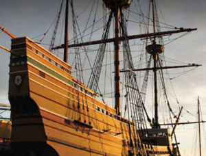400th anniversary of the Mayflower voyage and the founding of Plymouth Colony will be commemorated throughout 2020.