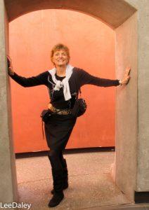 Karen Misuraca at deYoung Museum
